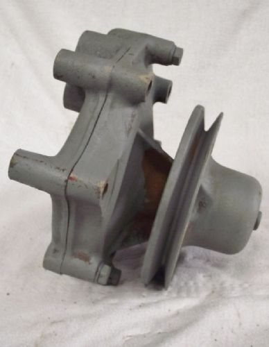 Massey Ferguson / T20 Tractor Water Pump With a Pulley Wheel.